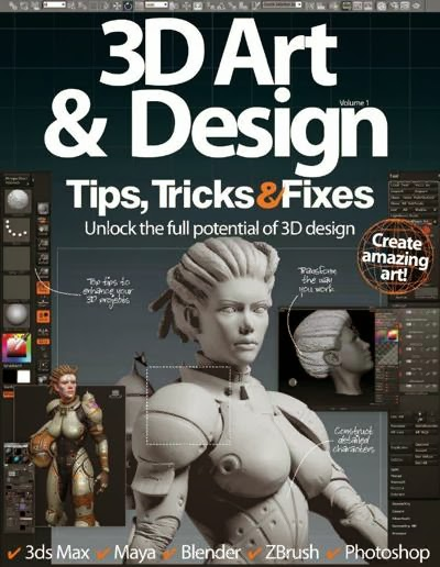 3D Art Design Tips Trick and Fixes