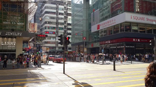 Tsim Sha Tsui Shopping