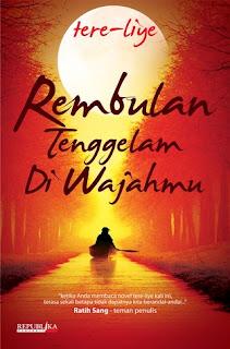 Jual Novel Tere Liye Surabaya | Rembulan Tenggelam Di Wajahmu