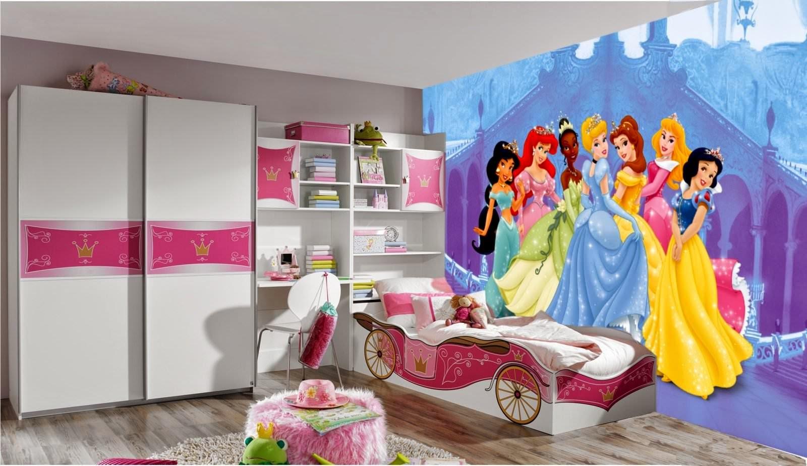 Chambre de princesse pour petite fille - Chambre de princesse adulte ...