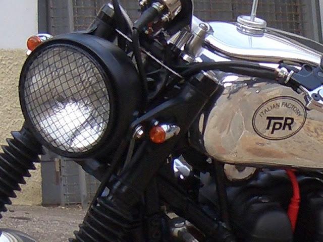 Triumph Urban Scrambler by TPR | Custom Triumph Scrambler | Custom Triumph | Triumph Scrambler Parts | Triumph Scrambler Exhaust