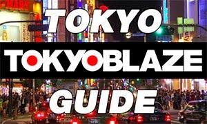 Sponsor: Tokyo Guide! tokyoblaze.com