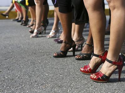Marche des salopes : «Ne dites pas aux femmes comment s'habiller !»