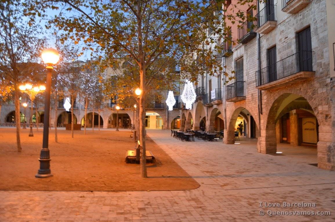 Plaza Mayor Banyoles