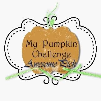 Grab button for My Pumpkin Challenge