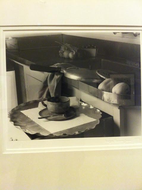 Imogen Cunningham photo of kitchen