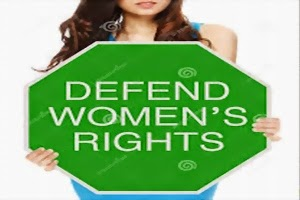 DEFEND WOMENS RIGHTS
