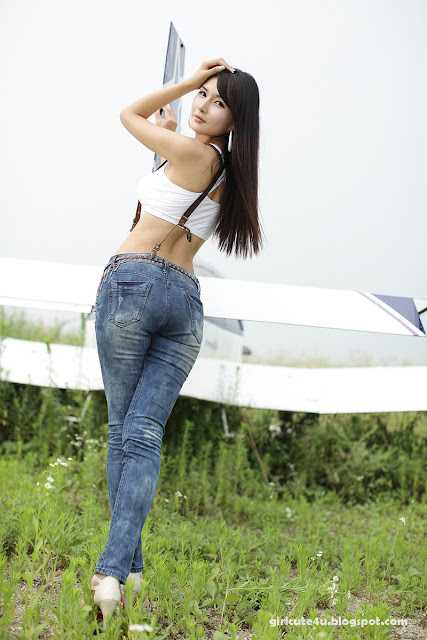 12 Cha Sun Hwa-Sexy Pilot-very cute asian girl-girlcute4u.blogspot.com