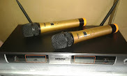 Sewa Microphone Wireless