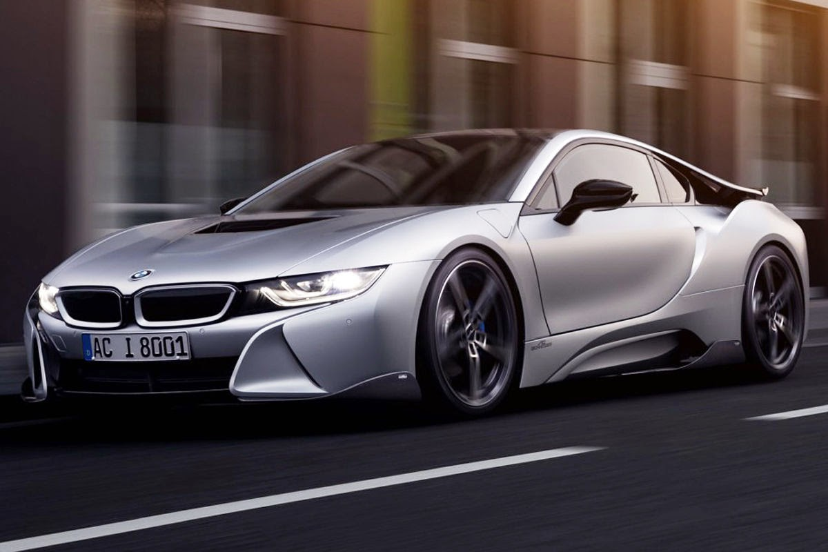 2015 BMW I8 Performance