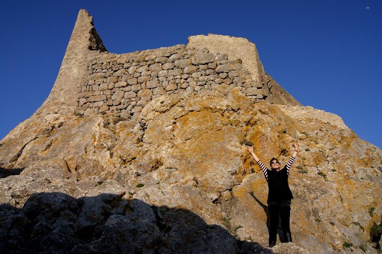 Castillo de Queribús (País Cátaro)