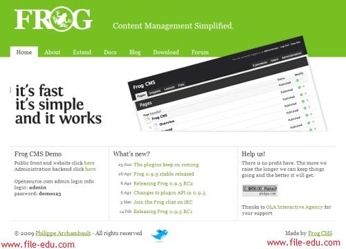 7 CMS Seo friendly dan User Friendly