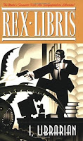 Cover of Rex Libris, Volume I: I, Librarian by James Turner