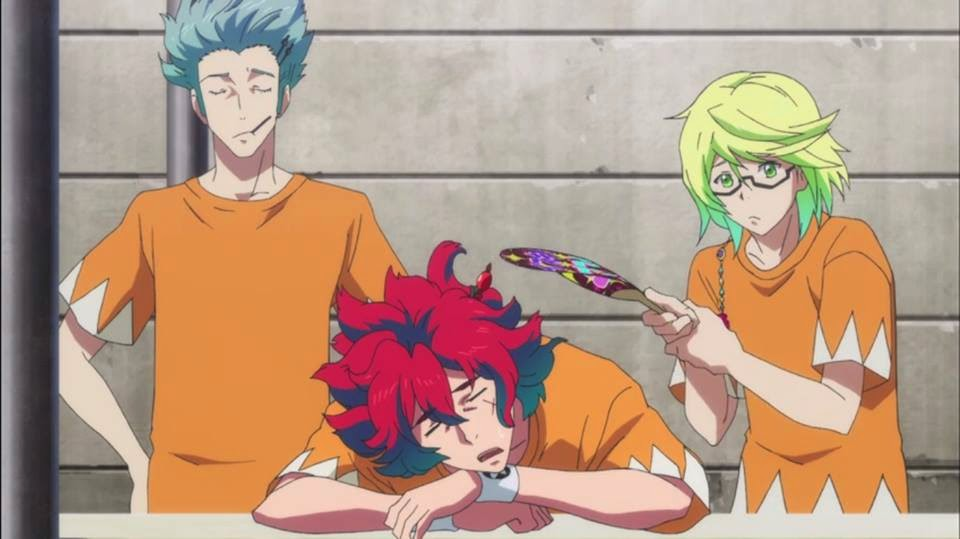 Bakumatsu Rock Episode 3 Subtitle Indonesia