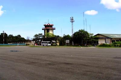 Bandara Juwata, Tarakan, Kalimantan Utara. ZonaAero