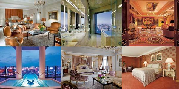 Kamar Hotel Paling Mewah di Dunia