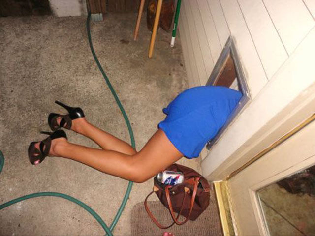 12 Pics Of Hilariously Wasted People!