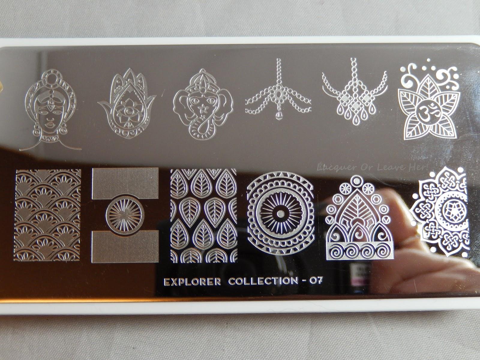 MoYou London Explorer Collection 07
