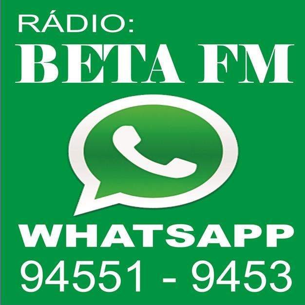 BETA FM WHATSAPP