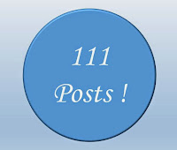 111 posts and growing!
