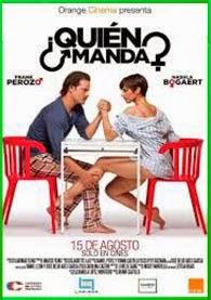 ¿Quién manda? (2013) | DVDRip Latino HD Mega 1 Link