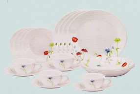 CATALOGUE CORELLE (DINNER SET)