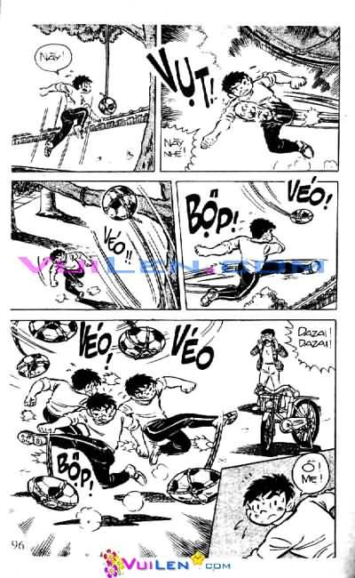 Jindodinho - Đường Dẫn Đến Khung Thành III  Tập 5 page 96 Congtruyen24h