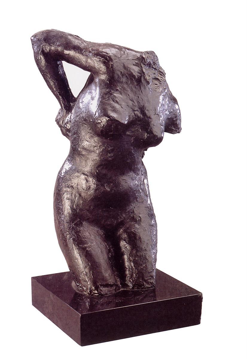 Edgar  Degas  Sitting  Woman  drying  herself