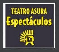 Teatro Asura ,Madrid ,Espectáculos y cursos 10 DE ABRIL