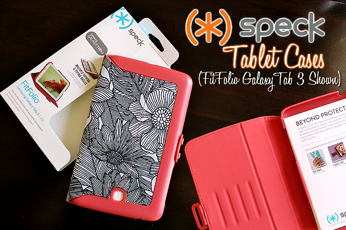 Speck products FitFolio Case for Samsung Galaxy Tab 3