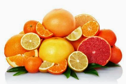 Fresh fruit are good source of fiber, vitamin C and antioxidants
