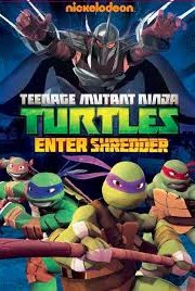 Ver Teenage Mutant Ninja Turtles: Enter Shredder (2013) Online