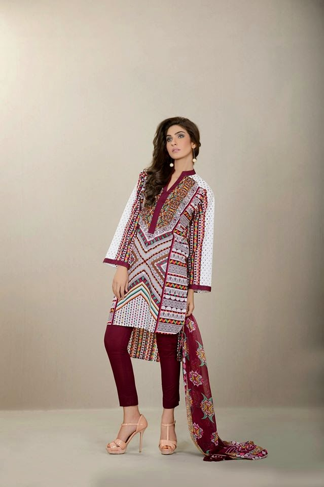 Shalwar Kameez For Eid 2014