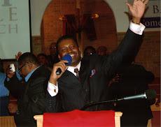 Pastor Steve Bland