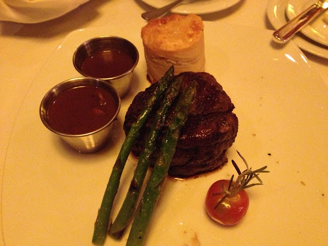 Norwegian Spirit - Cagney's Steakhouse
