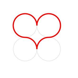 Code 18 dessiner un coeur avec le canvas html5 et passer - Comment dessiner un coeur ...