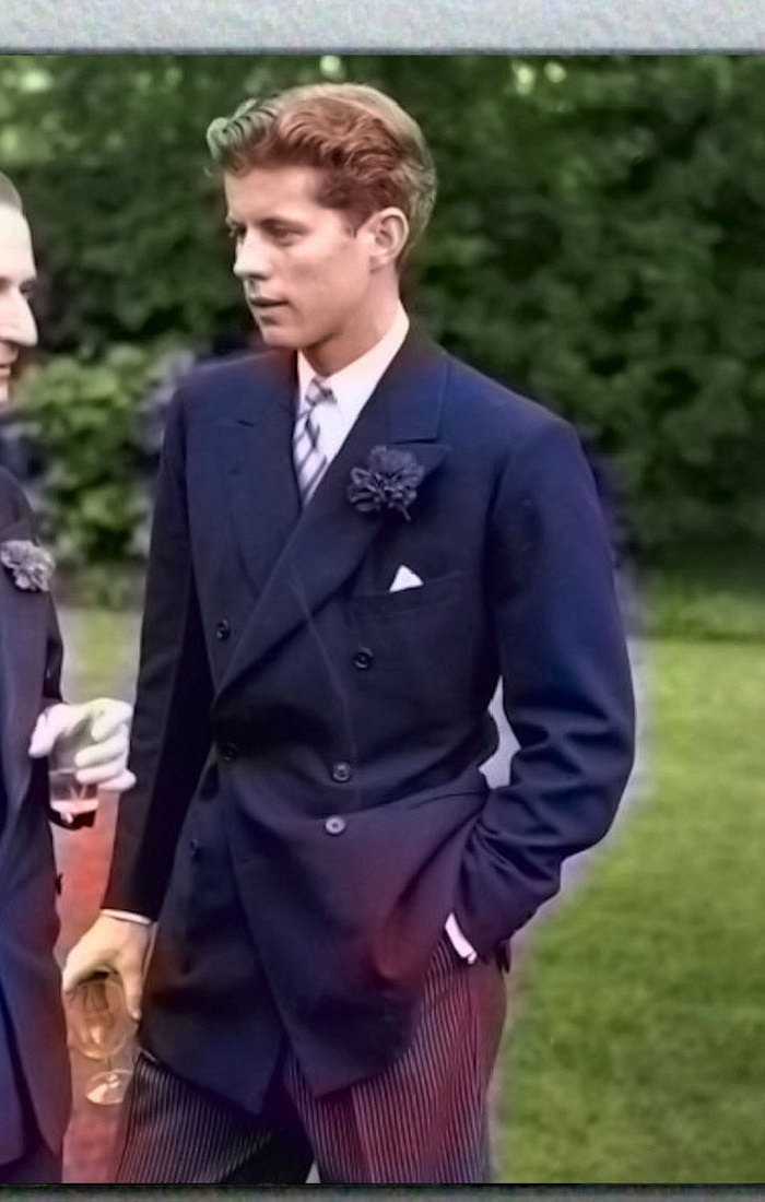 A YOUNG JFK