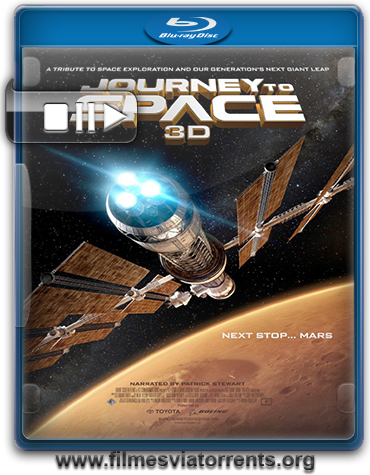 Journey to Space Torrent - BluRay Rip 720p e 1080p Legendado (2015)