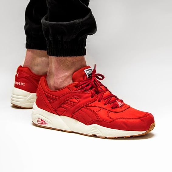 puma r698 high risk red