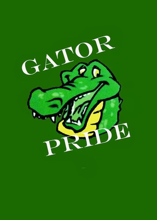 I am proud to be a Gator!