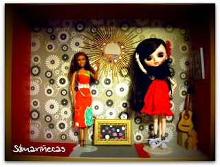 Muñeca-tangkou-doll-y-Barbie-