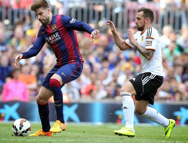Barcelona 2-0 Valencia