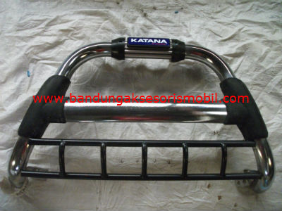 Bumper Warrior + Bracket SUZUKI : KATANA