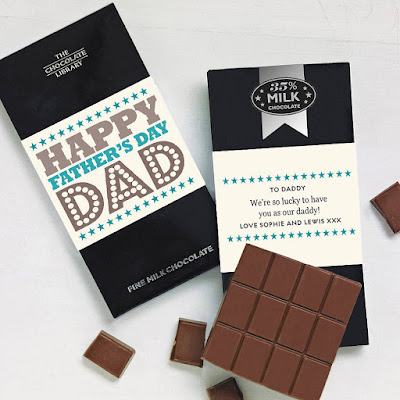 Happy Father's Day Chocolates