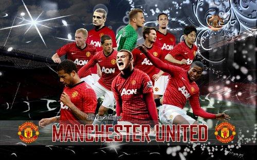 manchester united fc 2012 2013 wallpaper wallpapers