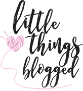 Little Things Blogged