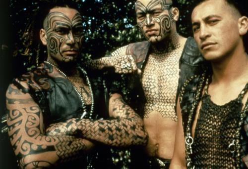 Jenai chin blog tattoos in film once were warriors