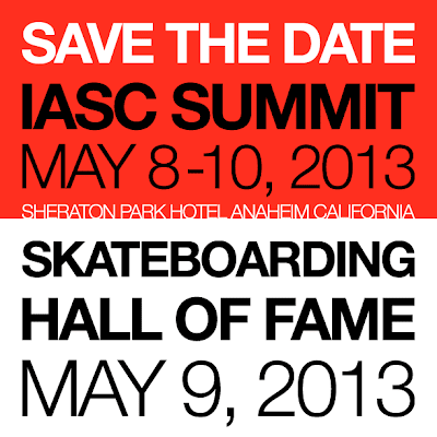 Skateboarding Hall Of Fame 2013