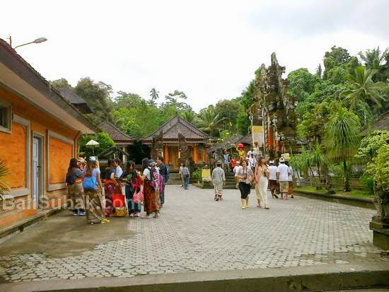 Temple, attraction in Bali