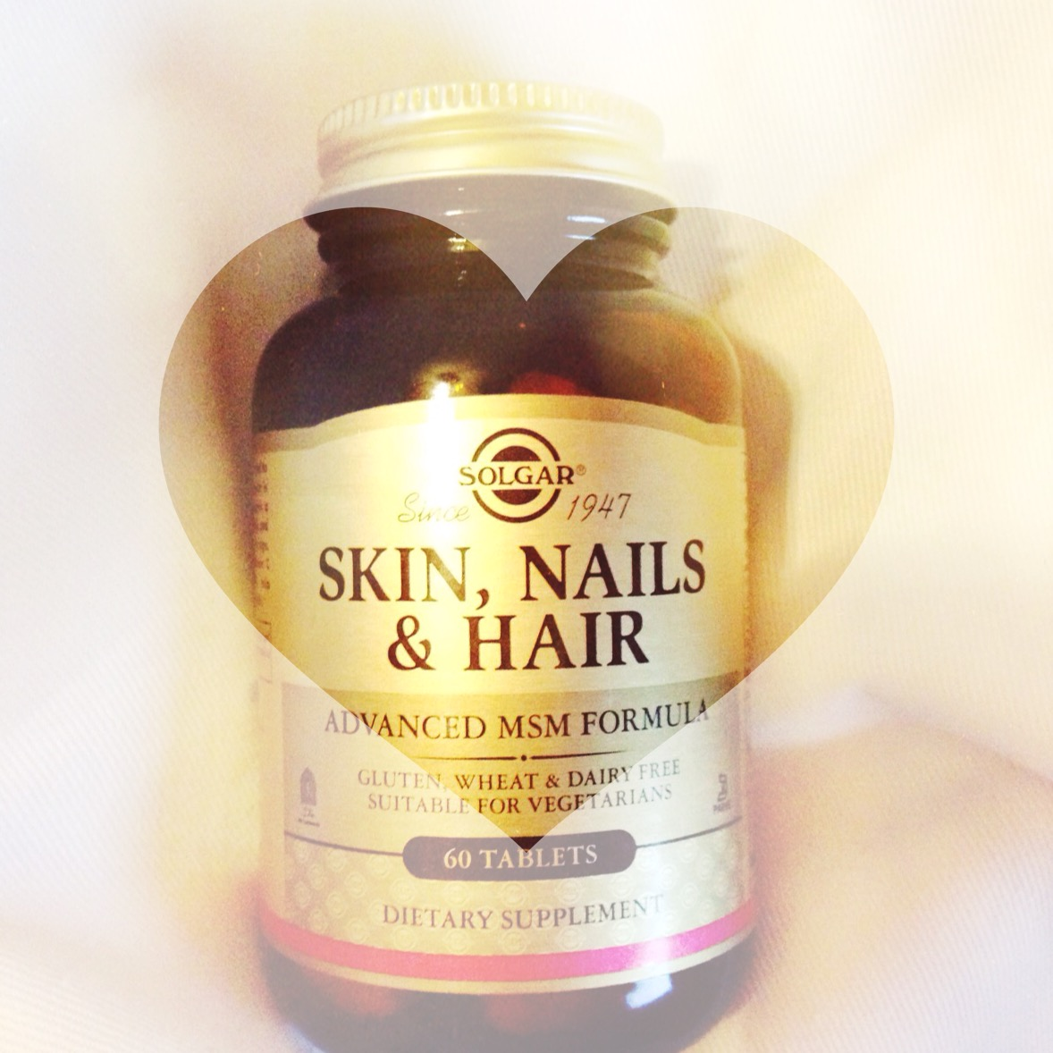 Solgar SKIN, NAILS & HAIR (1 400 руб. в Самсон-Фарме), 2  таблетки в день.
